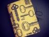 Small key notebook