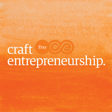 Etsy Craft Entrepreneur promo