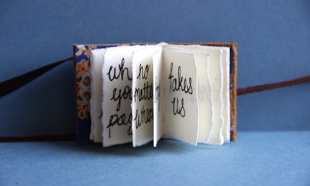 small poem book